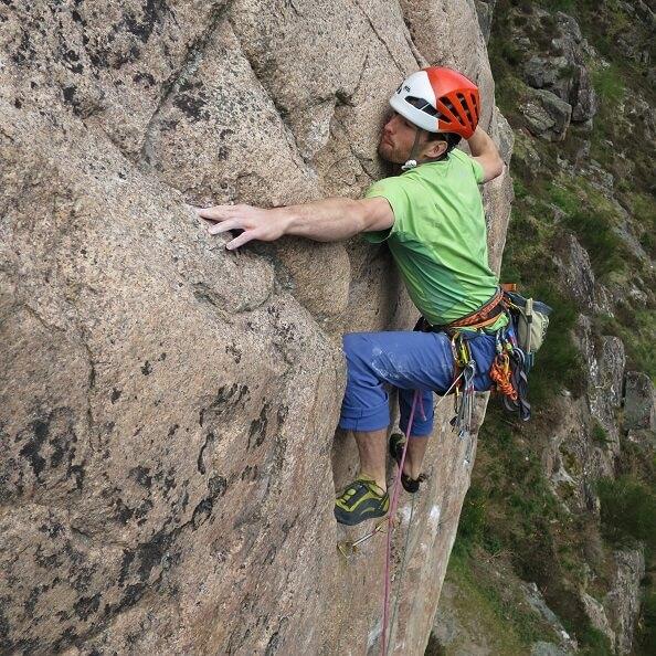 Push your climbing grade