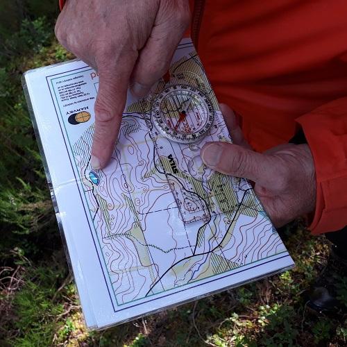 Get started navigation